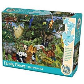 Puzzle: Noah's Gathering, 350 Pieces