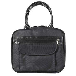 Bible Cover - Black Handbag-style 2XL