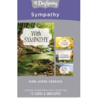 Boxed Cards - Sympathy, Landscapes