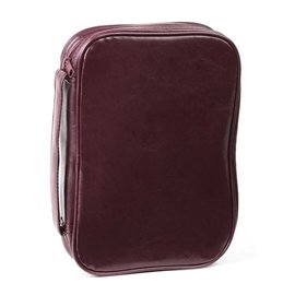 Bible Cover - Dake, Burgundy