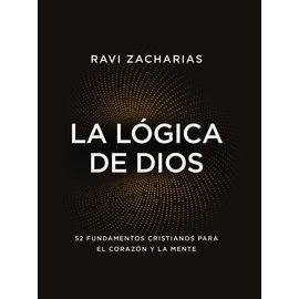 La lógica de Dios (Logic of God, Spanish) (Ravi Zacharias), Paperback
