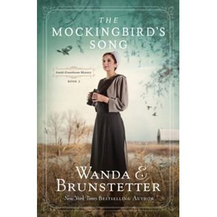 Amish Greenhouse Mystery #2: Mockingbird's Song (Wanda Brunstetter), Paperback