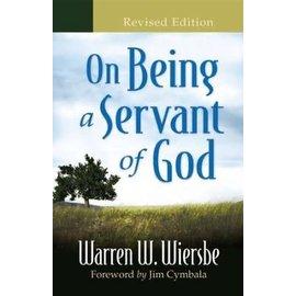On Being a Servant of God (Warren Wiersbe), Paperback