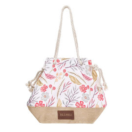 Tote Bag - Blessed, Canvas with Rope Handles