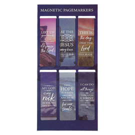 Magnetic Bookmark - Lift Up Your Hand