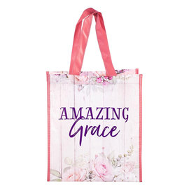 Tote Bag - Amazing Grace, Pink