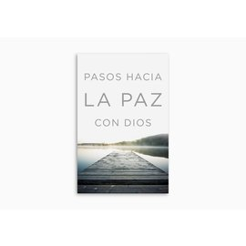 Good News Bulk Tracts: Steps to Peace with God (Spanish)