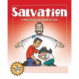 Salvation: A Bible Study Workbook for Kids
