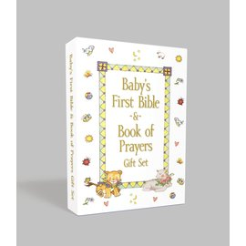 Baby's First Bible & Book of Prayers Gift Set