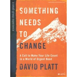 Something Needs to Change, Bible Study Book (David Platt)