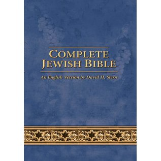 Complete Jewish Bible, Hardcover