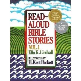 Read-Aloud Bible Stories, Volume 1 (Ella K. Lindvall), Hardcover