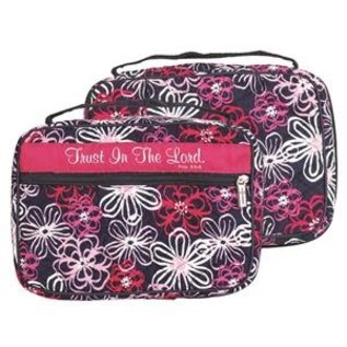 Bible Cover - Trust in the Lord Quilted, Extra Large