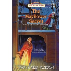 The Mayflower Secret: Governor William Bradford (Dave Jackson, Neta Jackson), Paperback
