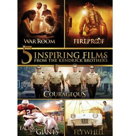 DVD - 5 Inspiring Films from the Kendrick Brothers