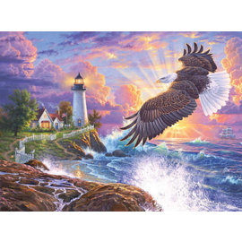 Puzzle: The Guiding Light, 1,000 Pieces