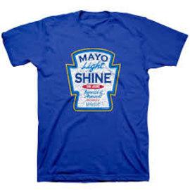 T-shirt - Mayo Light Shine