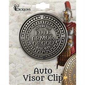 Visor Clip - Armor of God