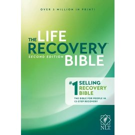 NLT Life Recovery Bible (25th Anniversary Edition), Paperback
