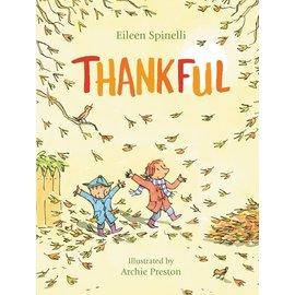 Thankful (Eileen Spinelli), Hardcover