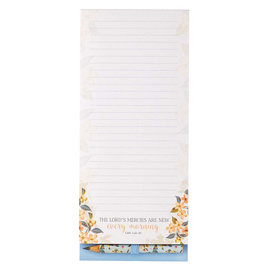 Magnetic Notepad - The Lord's Mercies