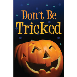 Good News Bulk Tracts: Don't Be Tricked