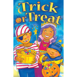Good News Bulk Tracts: Trick or Treat