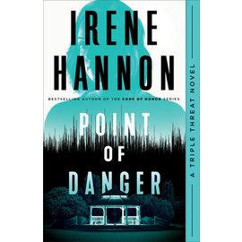 Triple Threat #1: Point of Danger (Irene Hannon), Paperback