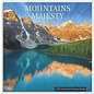 2021 Wall Calendar - Mountains Majesty