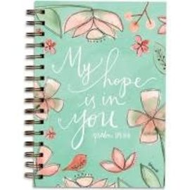 Journal - My Hope is in You