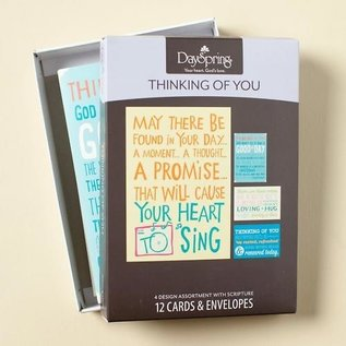 Boxed Cards - Thinking of You, Drawing Closer