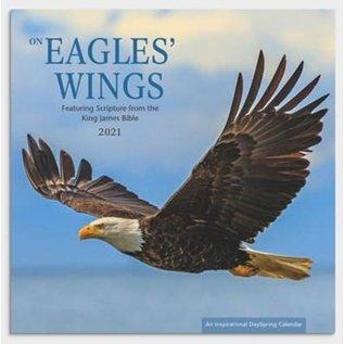 2021 Wall Calendar -  On Eagles' Wings