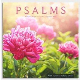 2021 Wall Calendar -  Psalms: Flowers