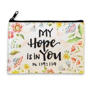 Coin Purse - My Hope is in You