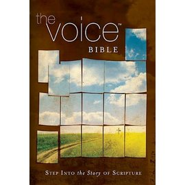 The Voice Bible, Genuine Leather: Handmade Cover