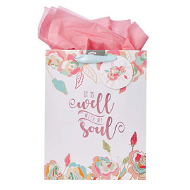 Gift Bag - It is Well with my Soul