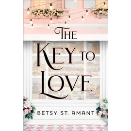 The Key to Love (Betsy St. Amant), Paperback