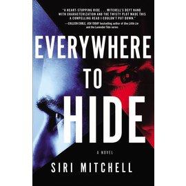 Everywhere to Hide (Siri Mitchell), Paperback