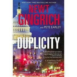 Duplicity (Newt Gingrich), Hardcover