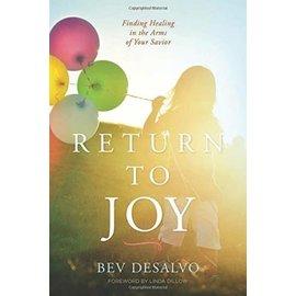 Return to Joy (Bev DeSalvo), Paperback