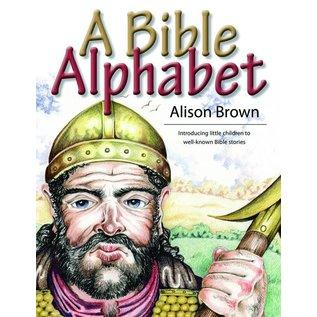 A Bible Alphabet (Alison Brown), Paperback