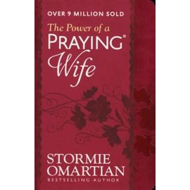 The Power of a Praying Wife (Stormie Omartian), Red Milano Softone