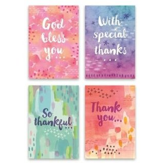 Boxed Cards - Thank You: Modern Maker
