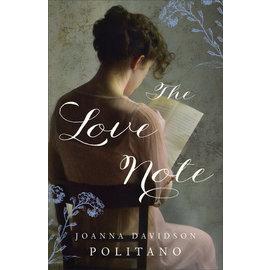 The Love Note (Joanna Davidson Politano), Paperback