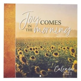 2021 Wall Calendar: Joy in the Morning