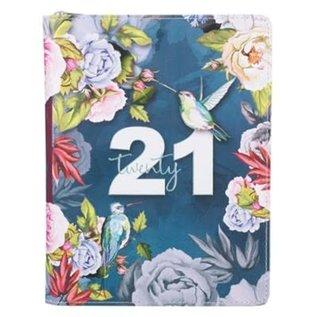 2021 Planner for Women: Birds & Botany