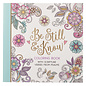 Coloring Book - Be Still and Know