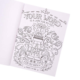 Coloring Book - I Know the Plans