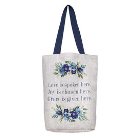 Tote Bag - Love Joy Grace