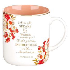 Mug - When She Speaks